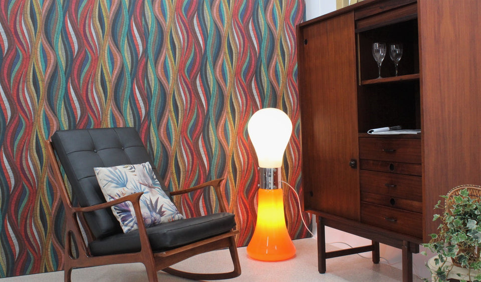 Copia del Birillo floor lamp Nason 1960s