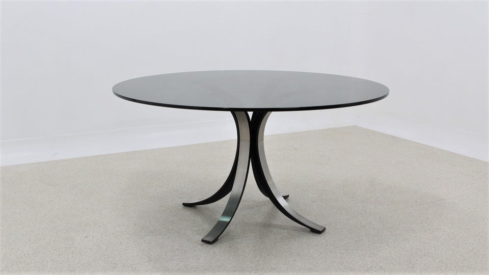 Vintage T69 table by E. Gerli and O. Borsani for Tecno