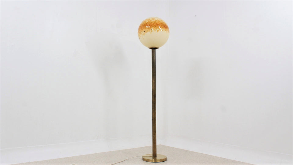 Gae Aulenti floor lamp by La Murrina 1960s