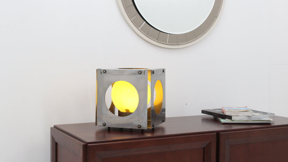 Reggiani table lamp 1960s