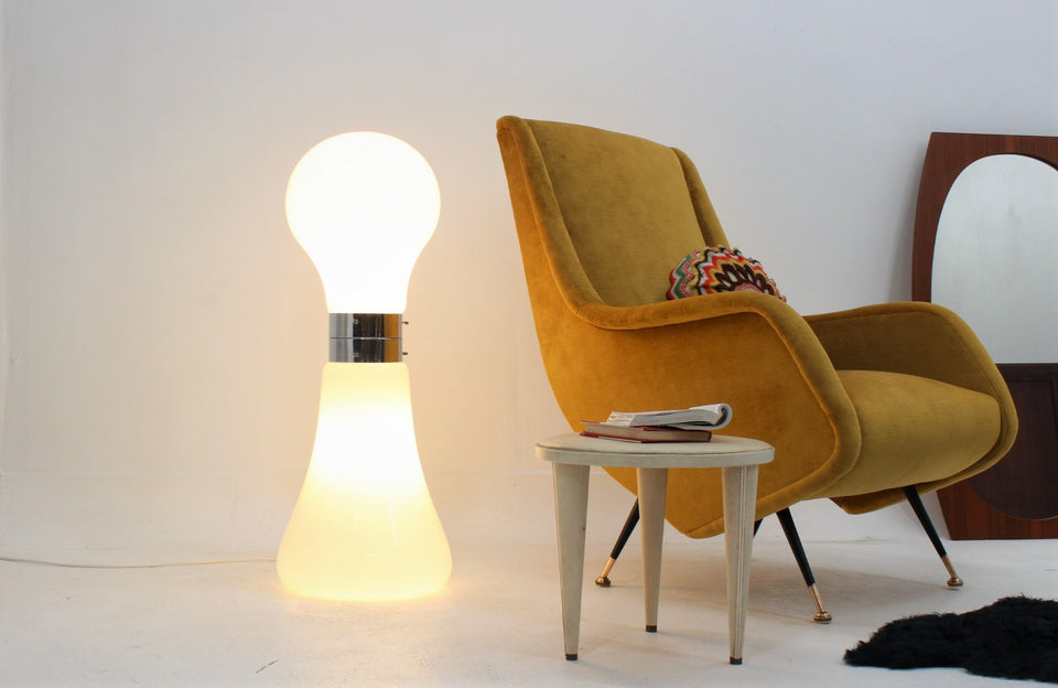 Birillo floor lamp Nason 1960s