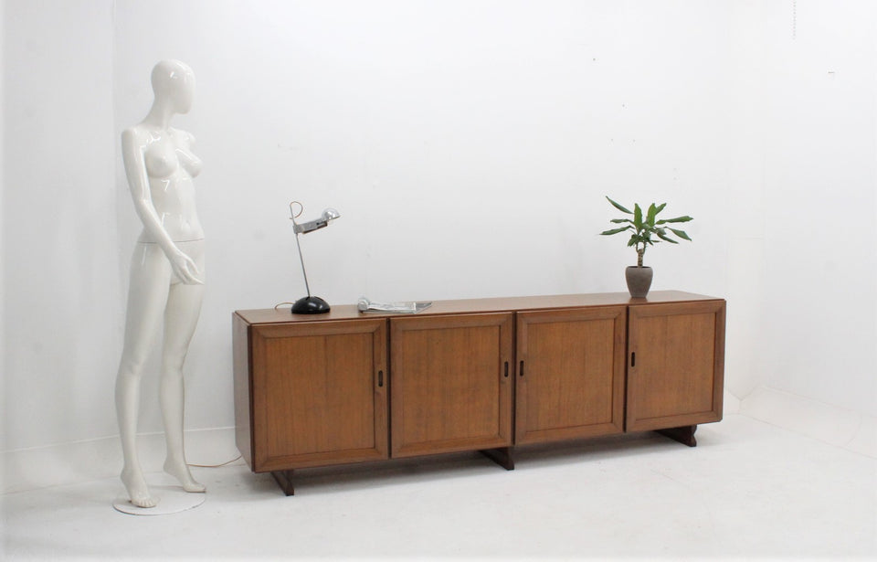 MB15 Sideboard by Franco Albini for Poggi 1950s, mobile anni 50 albini