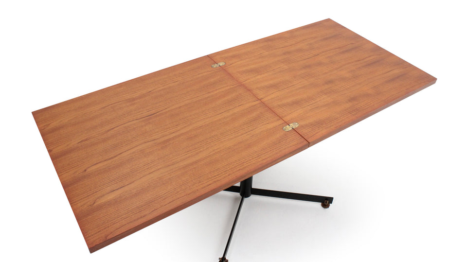Teak dining Table from GALIMBERTI, 1950s