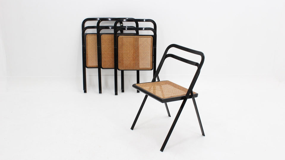 CIDUE folding chairs 1970s