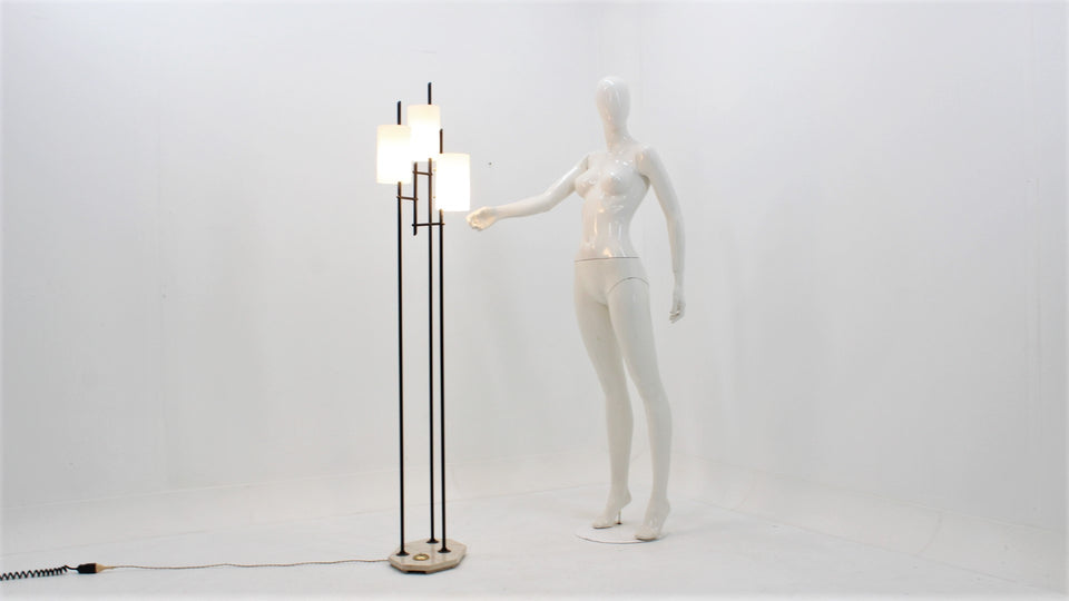Floor lamp from Stilux Milano, Lampada da terra anni 50 design