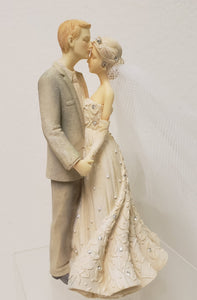 Enesco Figurine - Bride & Groom