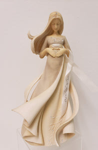 Enesco Figurine - Expectant Mother