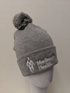 MH Logo Toque with Pom Pom