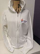 Load image into Gallery viewer, MH Logo Full Zip Hooded Sweatshirt