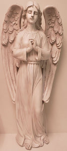 Angel Cherb Statue