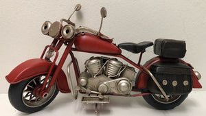 Vintage Models - Motorcycles 12 inches