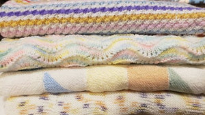 Baby Knitted Blankets
