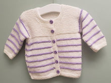 Load image into Gallery viewer, Baby Knitted Sweater - Size 6 - 7 Months