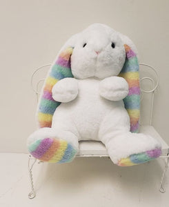 Bunny (Rainbow) - various sizes