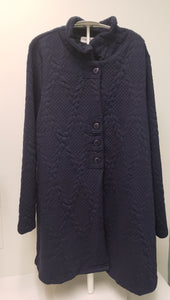 Casa Donna Jacket with Front Buttons