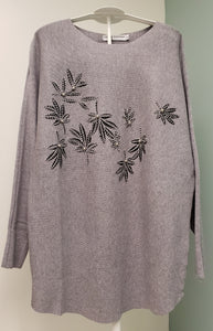 Casa Donna Sweater Top