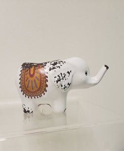 Garden Plant Pot Holder - Elephant