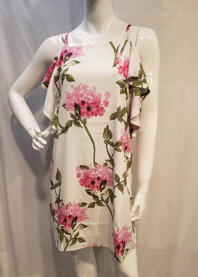 Giftcraft - Sleeveless Dress FLOWER PRINT