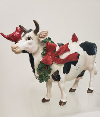 Holiday Decoration - Cow