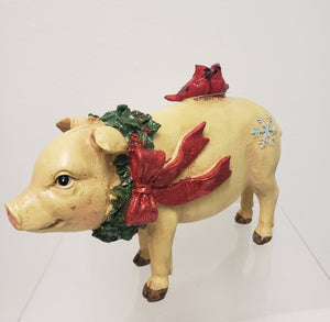 Holiday Decoration - Pig