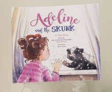 Load image into Gallery viewer, Children Book 'Adeline and The Skunk'