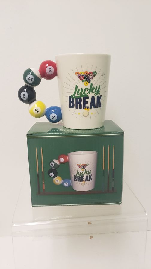 Lucky Break Mug