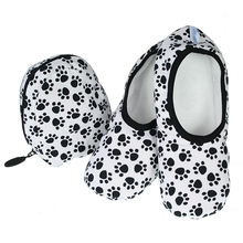 Load image into Gallery viewer, Snoozie Skinnies Women's Slippers