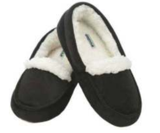Snoozies Soft-Moc Style Slippers