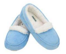 Load image into Gallery viewer, Snoozies Soft-Moc Style Slippers