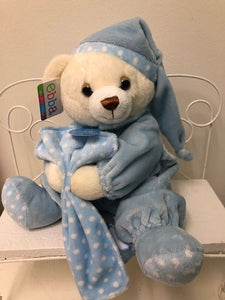 Cuddly Stuffed Animals (in various colors & sizes)