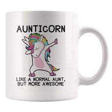 Load image into Gallery viewer, Aunticorn Mug - Aunt Unicorn Mug