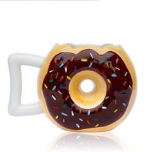 Load image into Gallery viewer, Donut Mug Biscuit