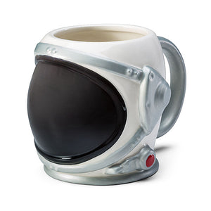 Spaceman Helmet Mug