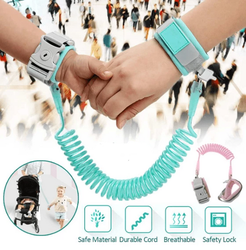 Upgraded Baby-Tod Safety Wristband - baby-tod