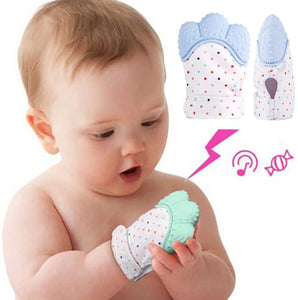 Baby-Tod Teether Gloves™ - baby-tod