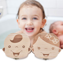 Load image into Gallery viewer, Baby-Tod Tooth Box - baby-tod