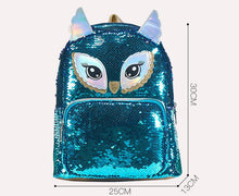 Load image into Gallery viewer, The Sparkly Princess Backpack - baby-tod
