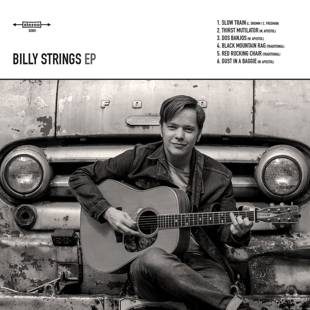 Billy Strings EP - CD