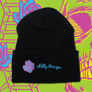 WINTER 2019-20 LINE DESIGNED BY BARELY HUMAN - ROSE BEANIE