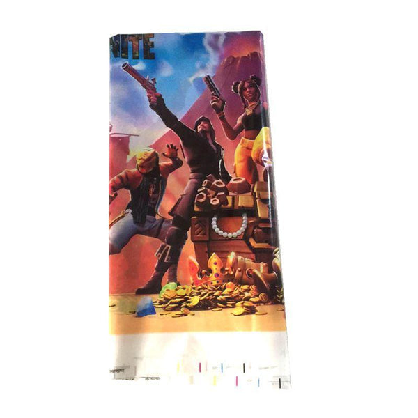 Fortnite Disposable Table Cover Birthday Party Supplies Party Decoration
