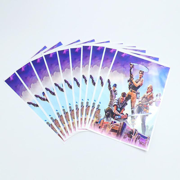 Fortnite Table Ware Table Cloth Kit Party Supplies