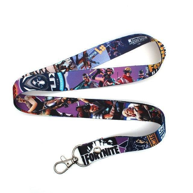 Luxurious Battle Royale Lanyard