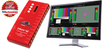 DD-6S DMON-6S: 6 Channel Multi-Viewer w/ HDMI & SDI Outputs for 3G/HD/SD