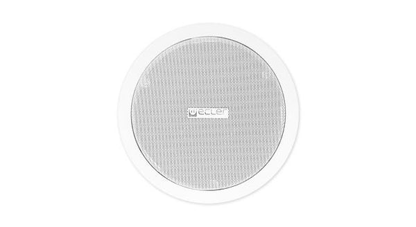 "Two ways ceiling speaker, 6,5"" woofer pl"