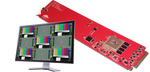 DD-MC-9S MC-DMON-9S: openGear 9 Channel Multi-Viewer with SDI outputs for 3G/HD/SD