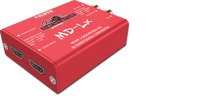 DD-LX MD-LX: HDMI/SDI Converter - Just Announced!