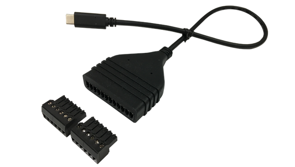 Brightsign USB-C to GPIO adaptor, for use with LS423
