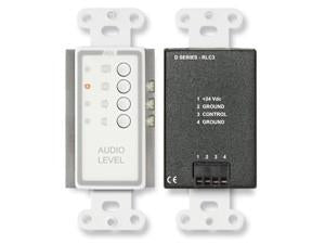 D-RLC3 Remote Level Control - Preset levels