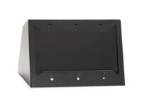 DC-3B Desktop or Wall Mounted Chassis for Decora® Remote Controls and Panels
