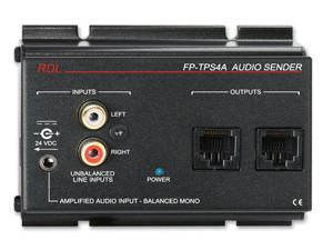 FP-TPS4A Format-A Two-Pair Audio Sender